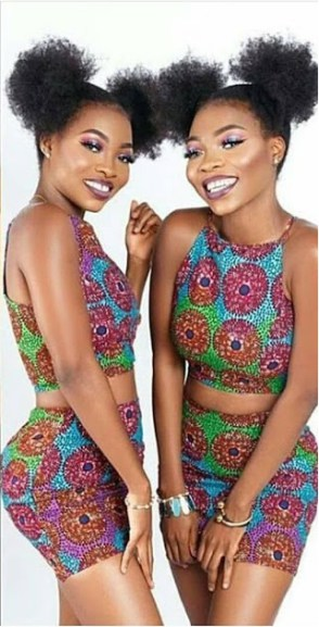 , Transformation photos of female twins that have gone viral, Effiezy - Top Nigerian News & Entertainment Website