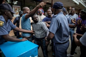 Video of another Nigerian shot dead by South African police surfaces online. (Video)