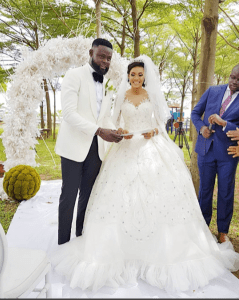 See first photos of the Makun family at Yomi Casual's wedding