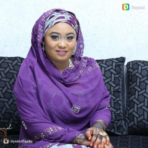 See the stunning lady contesting for a senatorial seat