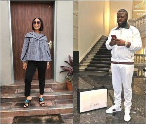 Hafiz Rejects Tonto Dikeh's Pregnancy Claim? – Instagram User Claims (Screenshot)