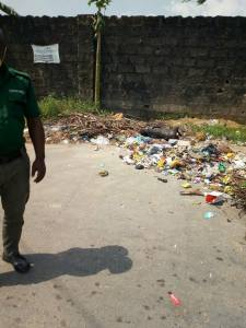 Naked Corpse Discovered At A Refuse Site In Cross River State (Photo)