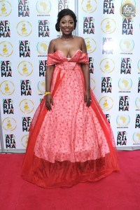 Check out this outfit worn at AFRIMA Awards yesterday