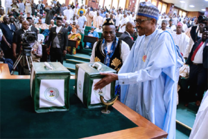 List Of Nigerian Budget From 1999 – 2018
