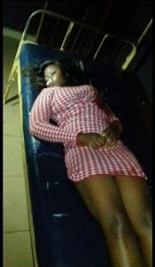 Photo Of Auchi Poly Student At Graduation Party Shortly Before She Was Killed (Photos)