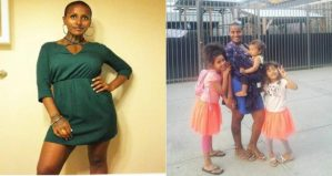, Mother of four shows off her naked body on social media (Photos), Effiezy - Top Nigerian News & Entertainment Website
