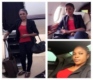 One Day I Will Own A Private Jet – Omoni Oboli