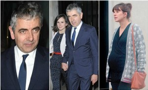 , Mr Bean Star Rowan Atkinson Expecting His Third Child At The Age of 62, Effiezy - Top Nigerian News & Entertainment Website