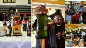 , Checkout South African Church Where People Are Baptized Using Their Favorite Beer (Photos), Effiezy - Top Nigerian News & Entertainment Website
