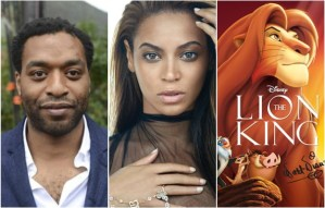 Chiwetel Ejiofor and Beyonce to star in 'The Lion King' Remake