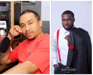 Nollywood Actor, Emmanuel Ikubese blasts Daddy Freeze over tithes (Video)
