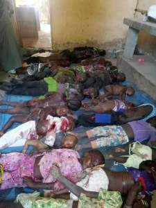 Villagers Attack Fulani's In Adamawa State, Kill 45 (Very Graphic Photos)