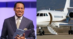 , Pastor Chris Oyakhilome Reportedly Given A Private Jet By Church Members, Effiezy - Top Nigerian News & Entertainment Website