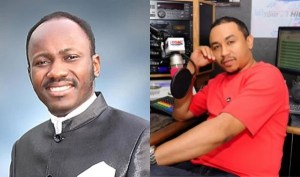 'Is Adeboye God? I'm Up For Debate With You' – Freeze Fires Apostle Suleiman