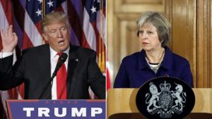 """Don't focus on me, focus on terrorism within the UK"" – Trump attacks UK prime minister, Theresa May"