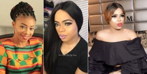 """""""You have failed your generation, you are obnoxious and stupid"""" – OAP Chichi blasts Bobrisky"""