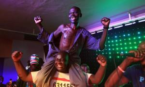See the man who won Zimbabwe's ugliest man contest (Photos & Video)