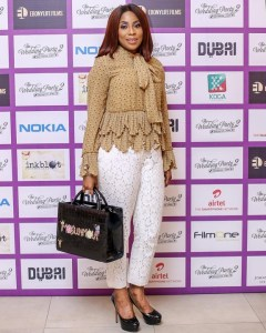 """, See the Picture Of Mo Abudu At The """"Premiere Of """"Wedding Party 2"""" That Got Fans Talking (Photo and Reactions), Effiezy - Top Nigerian News & Entertainment Website"""