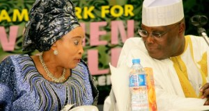 See throwback photo of Atiku Abubakar and his wife in 1972 (Photo)