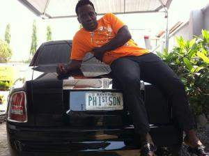 """'I am wealthy because i work hard"""" – Duncan Mighty"""