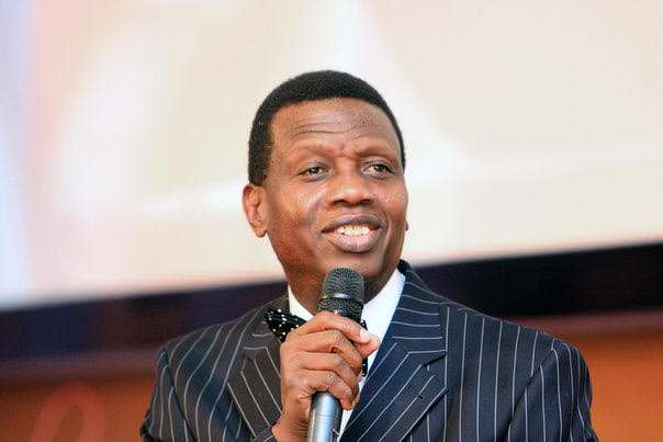 See Pastor Adeboye At RCCG Convention In 1987 (Throwback Photo)