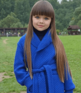 , 6-Year Old Russian Child Model, Anastasia Knyazeva Hailed As The Most Beautiful Girl In The World, Effiezy - Top Nigerian News & Entertainment Website