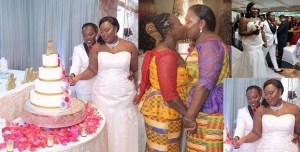 See Two Ghanaian Lesbians that married themselves— (See Photos)