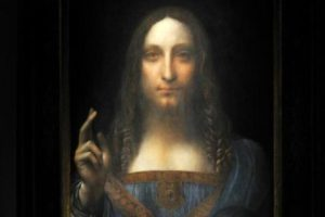 Painting Of Jesus Sold for $450million (Photo)