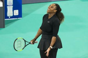 Serena Williams suffers defeat on her comeback in the French Open Championship