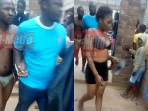 Zimbabwean Man Was Caught Having Sex At His Wife's Funeral With A Prostitute (Photos)