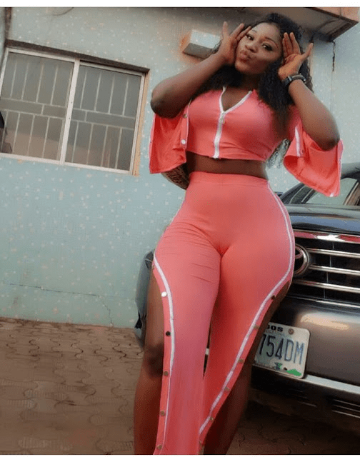 Check out the curves on Nollywood Actress Destiny Etiko (Photos)