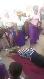 See how In-laws are testing out their new wife if she will be good in bed (Video)