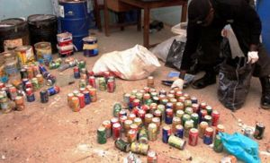 Bomb factory discovered in Edo state, one killed in blast