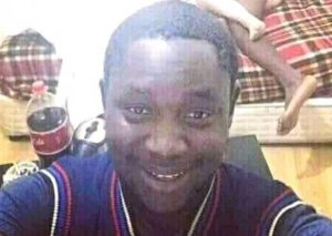 Nigerian Man Shares Photo Of His Friend Making Love To A White Lady (Photo 18+)