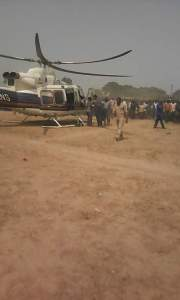 , #Fulani Herdsmen: Police Helicopter Arrive Benue State (Photos), Effiezy - Top Nigerian News & Entertainment Website