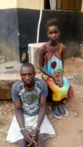 Man Arrested For Kidnapping And Hypnotizing 13-Year-Old Girl In Ogun. (Photo)