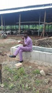 See The Igbo Man That Rears Cattle (Photos)