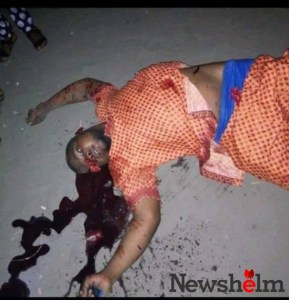 See The Student Killed In Adeniran College Of Education Cult Battle (Graphic Photo)