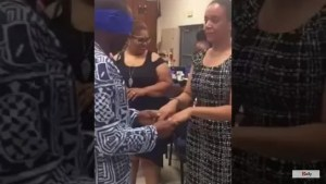 Blindfolded Man Identifies His Wife Just By Touching Her Hands (Photo & Video)