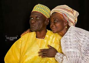 Check Out Beautiful Pre-Wedding Photos Of Grandparents Who Are To Wed In Plateau State (Photos)