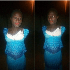 Man dresses as a woman to steal from Emir of Gombe's palace (Photo)