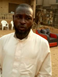 Police catches Muslim cleric with human heart, intestines, vagina (Photos)