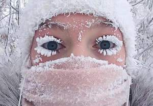 Check out the world's coldest village (Photos)