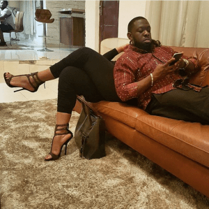 See how Timaya was relaxing during the holiday (Photo)