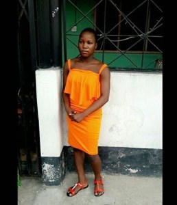 House-help Caught While Trying To Run With Her Madam's Child & Properties In Port-Harcourt (Video)