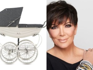Kris Jenner spends over N3m on baby strollers for her grand kids