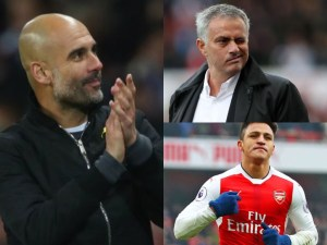 Pep Guardiola congratulates Man United and Alexis Sanchez on deal