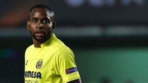 DR Congo striker, Bakambu becomes the most expensive African player after his €74m move to China