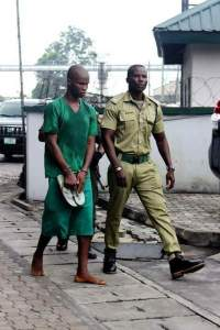Man who killed girl for money ritual in Rivers state slumps in court