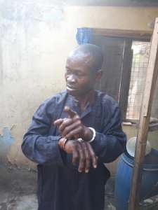 Pastor Nabbed For Charming & Hypnotizing 21-Year-Old Girl In Delta (Photos)